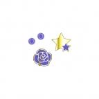【グッズ-チャーム】KING OF PRISM by PrettyRhythm クリアロケット詰替えパーツ/涼野ユウ