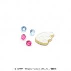 【グッズ-チャーム】カードキャプターさくら クリアロケット詰替えパーツ/羽