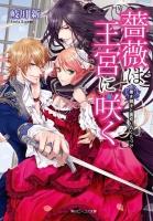 900【小説】薔薇は王宮に咲く 黒き騎士と裏切りのくちづけ