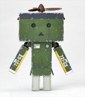 アニメイトオンラインショップ900【アクションフィギュア】よつばと! よつば立体化作戦 YREX03 ダンボーmini 零戦52型ヴァージョン
