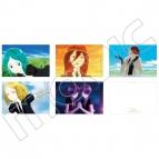 【グッズ-ポストカード】宝石の国 ポストカードセット A