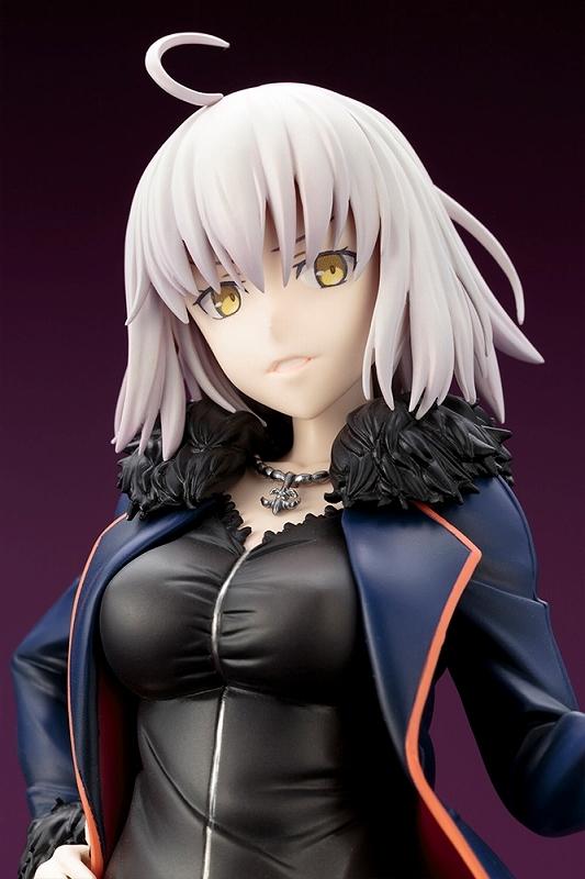 【美少女フィギュア】Fate/Grand Order アヴェンジャー/ジャンヌ・ダルク〔オルタ〕 私服ver. 完成品フィギュア
