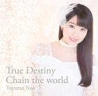 【主題歌】TV チェインクロニクル~ヘクセイタスの閃~ ED「True Destiny」/東山奈央 通常盤