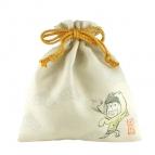 【グッズ-巾着袋】きゃらふぉるむ おそ松さん 巾着コレクション 戯画ver. 05 十四松