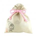 【グッズ-巾着袋】きゃらふぉるむ おそ松さん 巾着コレクション 戯画ver. 06 トド松