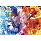 【グッズ-ポスター】Fate/EXTELLA 3Dポスター