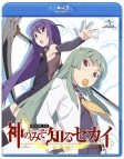 【Blu-ray】TV 神のみぞ知るセカイ 女神篇 ROUTE 5.0 通常版