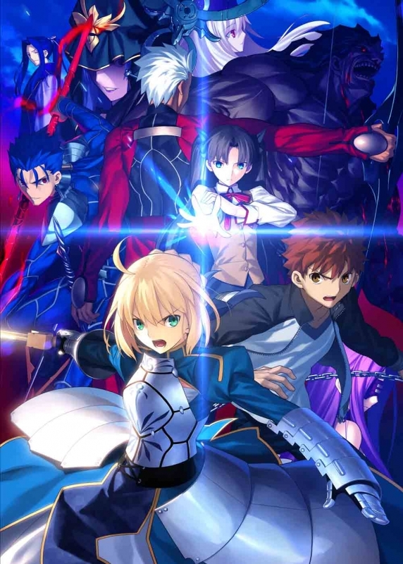 【Blu-ray】※送料無料※TV Fate/stay night [Unlimited Blade Works] Blu-ray Disc Box I 完全生産限定版