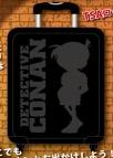 【グッズ-バック】名探偵コナン スーツケース (ブラック)