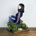 【主題歌】TV メルヘン・メドヘン ED「sleepland」/上田麗奈 アーティスト盤
