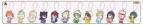 【グッズ-キーホルダー】あんさんぶるスターズ! アクリルキーホルダーコレクション ワンダーランドシリーズA