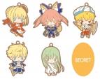 【グッズ-マスコット】ラバーマスコット Fate/Grand Order Design produced by Sanrio 第3弾