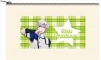 【グッズ-ポーチ】うたの☆プリンスさまっ♪ マジLOVEレジェンドスター フラットポーチ/天草シオン