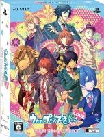 900【Vita】うたの☆プリンスさまっ♪Repeat LOVE 初回限定 Shining LOVE BOX