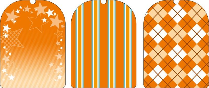 900【グッズ-カバーホルダー】ノンキャラオリジナル きゃらくるみ カバーホルダー/G カラー(オレンジ)