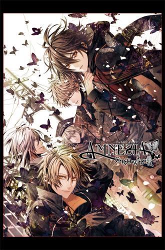 900【PSP】AMNESIA CROWD(アムネシア クラウド) 通常版