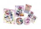 【Blu-ray】OVA 快盗天使ツインエンジェル キュンキュン☆ときめきパラダイス!! 限定版