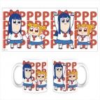 【グッズ-マグカップ】ポプテピピック マグカップ PPP
