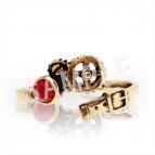 【グッズ-指輪】Code:Realize~創世の姫君~ フリーサイズリング ルパン