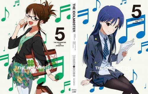 900【Blu-ray】TV アイドルマスター 5 完全生産限定版