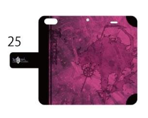 Fate/Grand Order 手帳型スマホケース( iPhone 6 / 6S 専用 ) 25 ランサー / カルナ