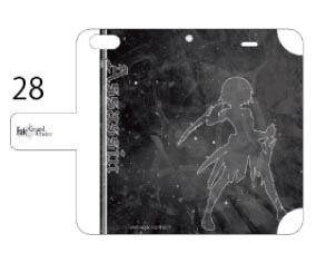 Fate/Grand Order 手帳型スマホケース( iPhone 6 / 6S 専用 ) 28 アサシン / ジャック・ザ・リッパー