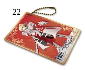 キャラパス Fate/Grand Order 22 セイバー / モードレッド