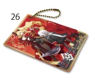 キャラパス Fate/Grand Order 26 ライダー / アン・ボニー & メアリー・リード