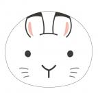 【グッズ-クッション】鬼灯の冷徹 ビッグおまんじゅうクッションvol.2 (3) 芥子