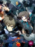 900【Blu-ray】TV トータル・イクリプス 5 初回限定版
