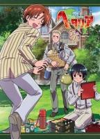 900【DVD】アニメ ヘタリア World Series ファンディスク 通常版
