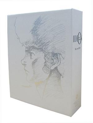 【Blu-ray】TV 伝説巨神イデオン Blu-ray BOX