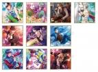 【グッズ-色紙】ボーイフレンド(仮)きらめき☆ノート ミニ色紙コレクション第5弾