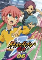 900【DVD】TV イナズマイレブンGO 06