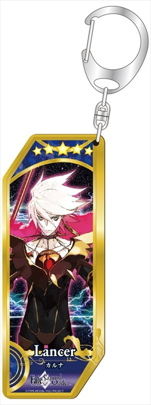 Fate/Grand Order サーヴァントキーホルダー 第6弾 44.ランサー/カルナ
