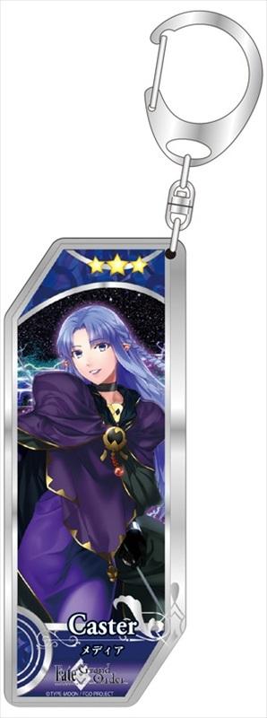 Fate/Grand Order サーヴァントキーホルダー 第6弾 46.キャスター/メディア