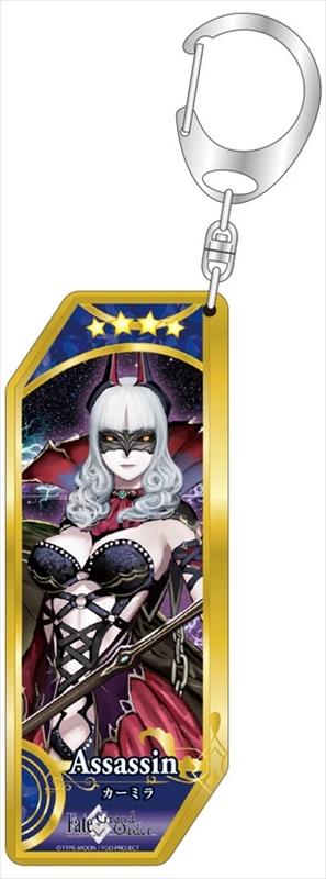 Fate/Grand Order サーヴァントキーホルダー 第6弾 48.アサシン/カーミラ
