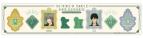 【グッズ-チャーム】新テニスの王子様 ペーパーアクセサリー/D:四天宝寺