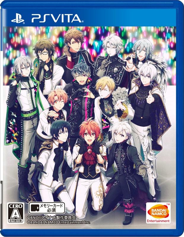 【Vita】アイドリッシュセブン Twelve Fantasia! 初回限定版 アニメイト限定セット