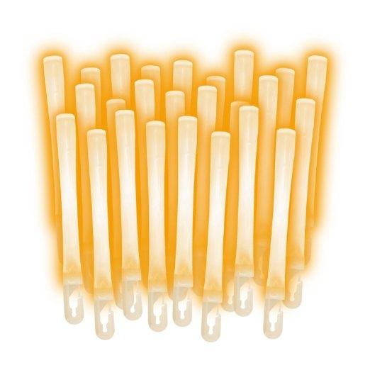 900【グッズ-ライト】ルミカライト 大閃光アーク 25P オレンジ