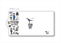 アニメイトオンラインショップ900【グッズ-カバーホルダー】ユーリ! on ICE キーケース デザインA
