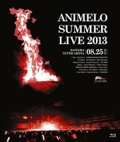 900【Blu-ray】Animelo Summer Live 2013 -FLAG NINE- 8.25