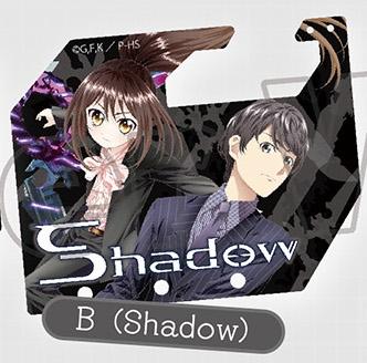 ハンドシェイカー カラビナ/B:Shadow