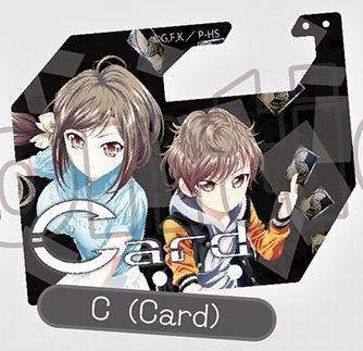 ハンドシェイカー カラビナ/C:Card