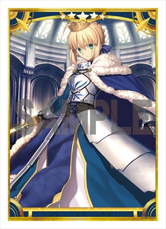 Fate/Grand Order トレーディングA3クリアポスター vol.1