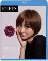 """900【Blu-ray】IQUEEN Vol.10 篠田麻里子 """"SECRET"""""""