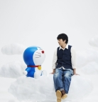 【主題歌】劇場版 ドラえもん 新・のび太の日本誕生 主題歌「空へ」/山崎まさよし ドラえもん盤