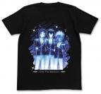 【グッズ-Tシャツ】KING OF PRISM by PrettyRhythm オバレ星座の蓄光Tシャツ BLACK-L
