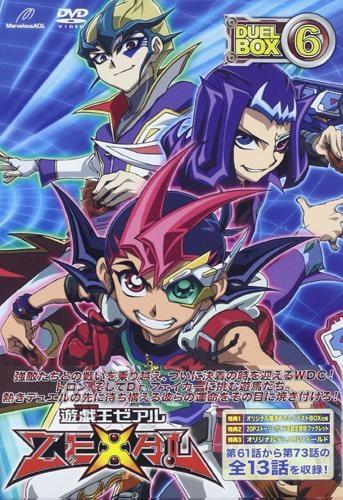 遊☆戯☆王ZEXAL(神代凌牙 / ナッシュ)