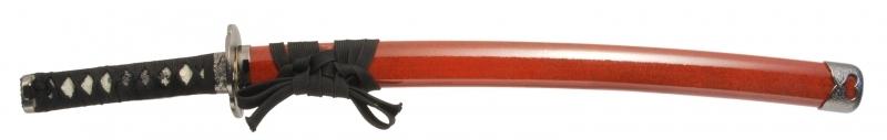 900【コスプレ-武器】【匠刀房】NEU-150-alf:刀匠シリーズ・堀川国広(ほりかわくにひろ) 脇差/アルミ刀身タイプ・収納袋付き